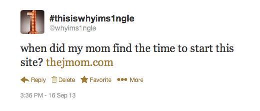 jewish moms enter 21st century