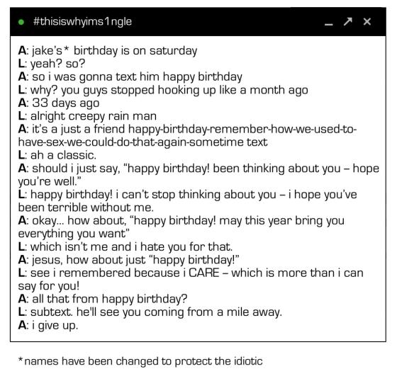 birthday (sub)text