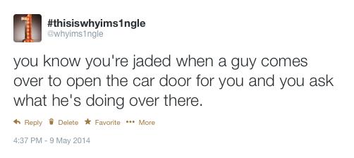 (car) door to my heart