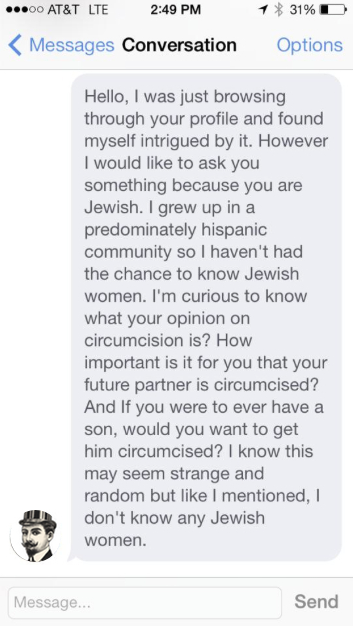 okstupid: let's circumcise this conversation